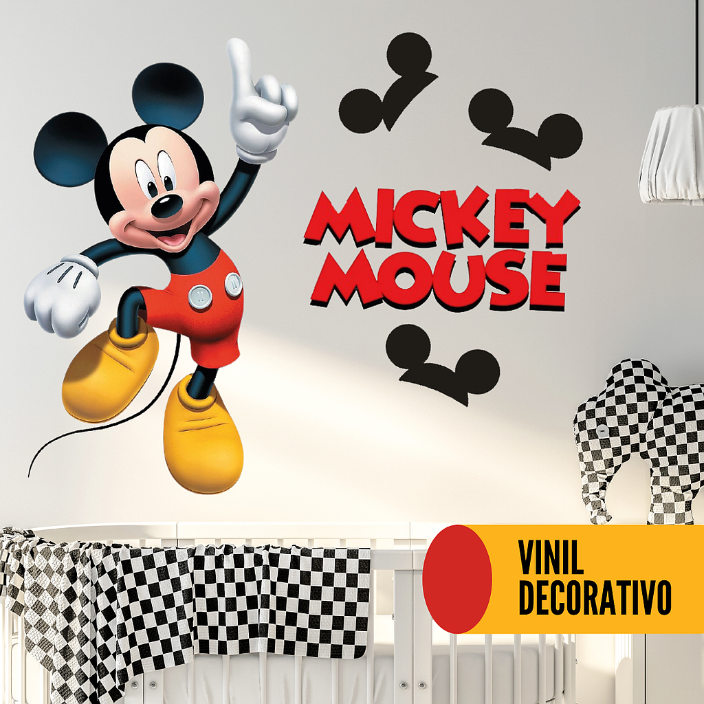 MICKEY MOUSE PARA PARED